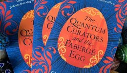Quantum Curators and the Faberge Egg - Large Print edition